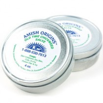 Amish Origins Chickweed Salve 4oz (August Special, 20% off)