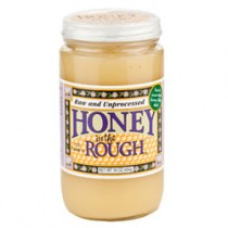 1lb Honey In The Rough (August Special, 2 for $20)