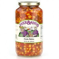 Jake & Amos Corn Salsa 32 oz (October Special, 2 for $12)