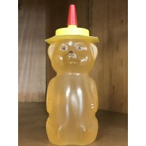 Sweet Fields Honey Bear (Raw, Locally Made) (June special, 10% off)