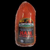 John F. Martin Boneless Smoked Natural Juice Ham
