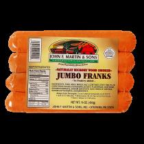 John F. Martin Jumbo Franks (1 lb)